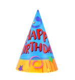 Party hat 8. Colorful and decorative birthday party celebration hat Stock Image
