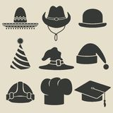 Party hat icon vector illustration