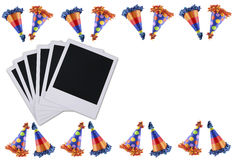 Party hat picture Stock Photos