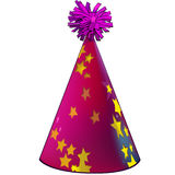 Party_hat_1a Stock Photography