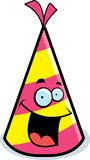 Party Hat Smiling Stock Images