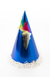 Party hat. On white background stock image