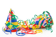 Party hats stock image