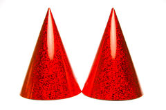 Party Hats Royalty Free Stock Images