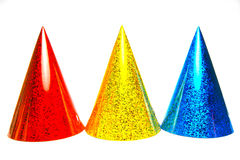 Party Hats Stock Photography