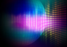 Party-Hintergrund Lizenzfreies Stockfoto