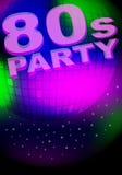 Party-Hintergrund Lizenzfreies Stockbild