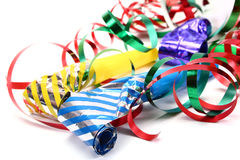 Free Party Horns Royalty Free Stock Images - 7117069