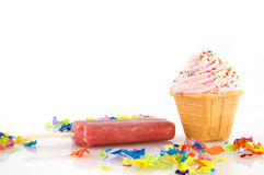 Party ice Stock Images