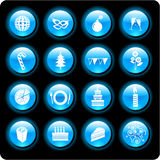 Party Icon 1 Royalty Free Stock Images