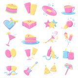 Party Icon Stock Images