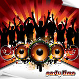 Party Illustration Royalty Free Stock Images