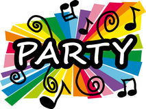 Free Party Illustration Royalty Free Stock Images - 25745749