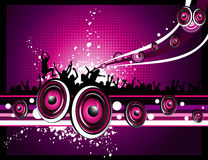 Party  illustration Royalty Free Stock Image