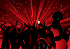 Party Illustration Stock Image