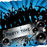 Party illustration Stock Photos