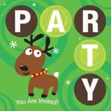 Party Invitation Royalty Free Stock Photos