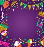 Party invitation Stock Image