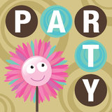 Party Invitation Royalty Free Stock Photos