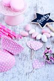 Party items for celebration Stock Photography