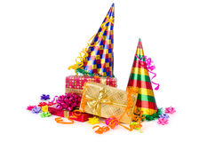 Party items Royalty Free Stock Photography