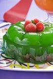 Party jelly dessert Stock Photo
