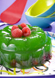 Party jelly dessert Royalty Free Stock Photos