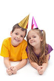 Party kids Stock Image