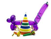 Party kit royalty free stock photos