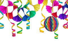 Party la décoration Image libre de droits
