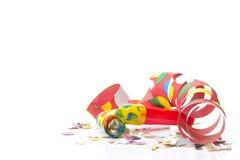 Party la décoration Images stock