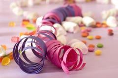 Party la décoration Photo stock