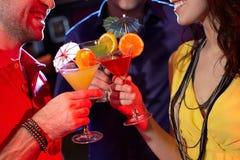 Party le bevande Immagini Stock Libere da Diritti
