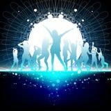 Party le temps de danse illustration libre de droits