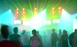 Party-Leute Lizenzfreie Stockbilder
