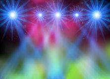 Party light background Stock Image