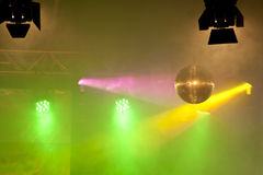 Party light Royalty Free Stock Image