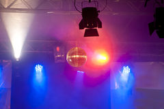 Party light Stock Photo
