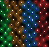 Party lights Stock Images