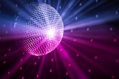 Party lights Royalty Free Stock Image