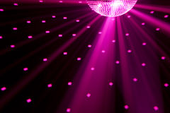Party lights background Royalty Free Stock Photos