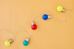 Party Lights Royalty Free Stock Images