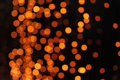 Party lights. Colorful party lights out of focus royalty free stock photography