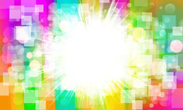 Party lights concept Royalty Free Stock Image