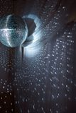 Party lights disco ball Royalty Free Stock Photography