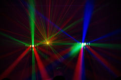 Party Lights light Stock Photography