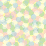 Party Lights Pattern Stock Images