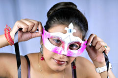 Party mask Royalty Free Stock Photo