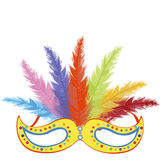 Party mask Royalty Free Stock Image