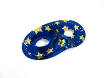 Party mask. For a carnival. Isolated photo Royalty Free Stock Images